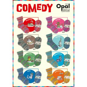 Opal Comedy 4-fach Sortiment