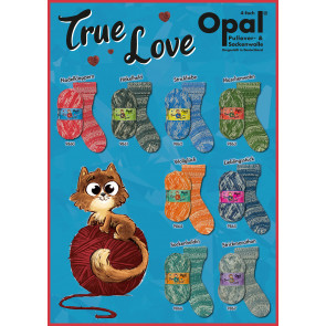Opal True Love 4-fach Sortiment