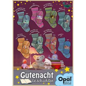 Opal Gutenachtgeschichten 4-fach Sortiment