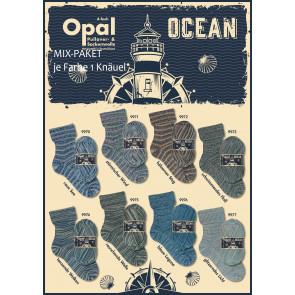 Opal Ocean 4-fach Mix (8x1Knäuel)