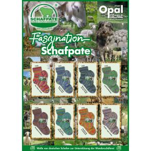Opal Schafpate 13 Faszination 4-fach Sortiment