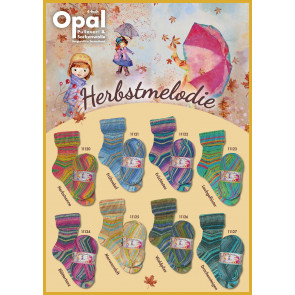 Opal Herbstmelodie 4-fach Sortiment