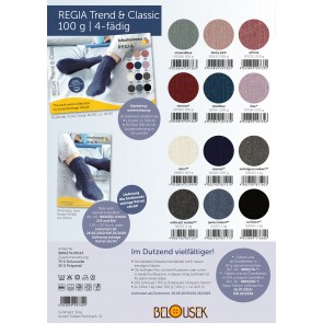 REGIA Sort. 4f Uni Trend&Classic 5x100g 8kg