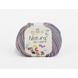 DMC Cotton Natura Multico 10x50g
