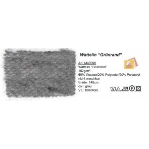 Wattelin 09; Grünrand grau 140cm
