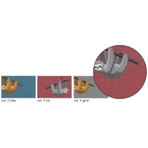 BW-Jersey Faultier 95%Bw/5%Elast. 140cm