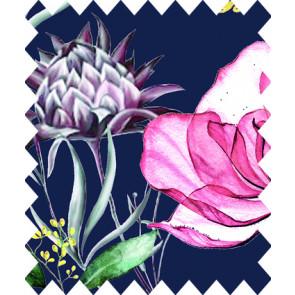 GÜTERMANN Stoffe ring a roses Natural Beauty