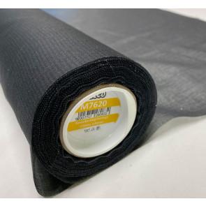 Gewebe-Bügeleinlage BELCO 100% Bw.ws, sw 100cm