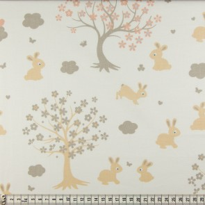 MEZ Cotton Bunny & Cloud Trees