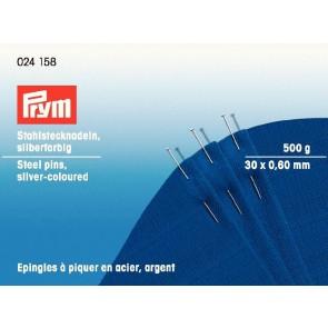Stahlsteckndl.Prym 0,6x30mm/6 500g