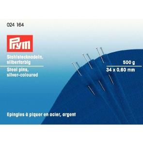 Stahlsteckndl.Prym 0,6x34mm/8 500g