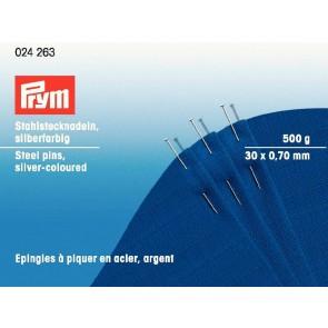 Stahlsteckndl.Prym 0,7x30mm/6 500g