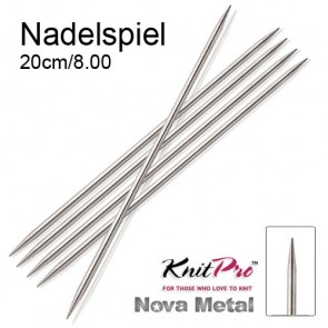KP Nova Metal Spiele - 20cm/8.00