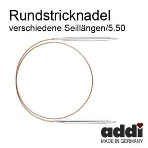 Rundstrickndl.ADDI ni   5,5