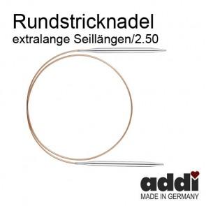 Rundstrickndl.ADDI ni  SL 2,5