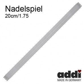 Stricksp. ADDI 20cm, ni.  1,75