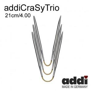 ADDICraSy Trio 21cm, 4,0