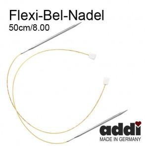 Flexi-Bel-Ndl.50cm, gr 8,0