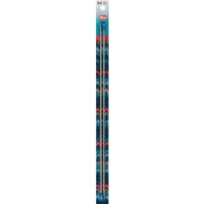 Strickn.Prym grau 35cm/  3,0