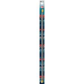 Strickn.Prym grau 35cm/  3,5