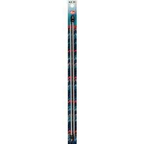 Strickn.Prym grau 35cm/  4,0