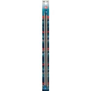 Strickn.Prym grau 35cm/  5,5