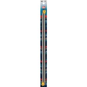 Strickn.Prym grau 35cm/  6,0