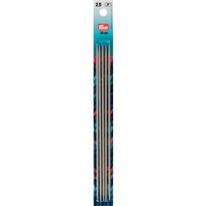 Strickspiel Prym gr.20cm/ 2,5