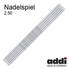 Stricksp. ADDI gr.10/15/20cm/2,5