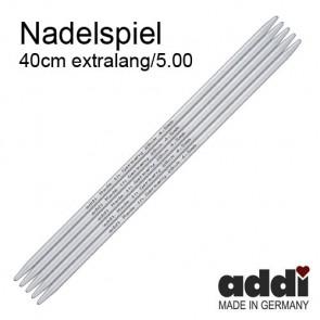 Stricksp. ADDI gr. 40cm/5,0