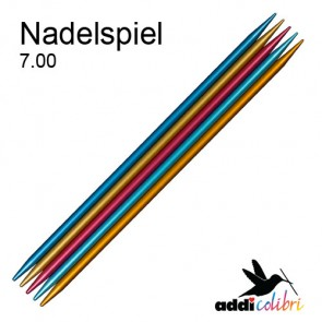 Stricksp. ADDI Colibri 23cm/7,0