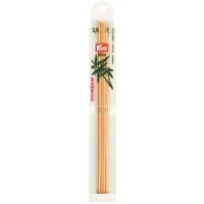 Stricksp. Prym Bamb.20cm/ 2,5
