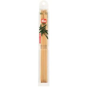 Stricksp. Prym Bamb.20cm/ 3,5
