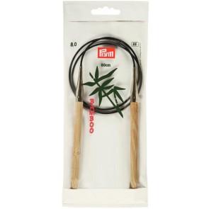 Rundstric.PRYM Bambus/80cm 8,0