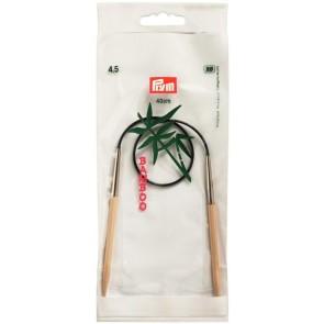 Rundstric.PRYM Bambus/40cm 4,5 #