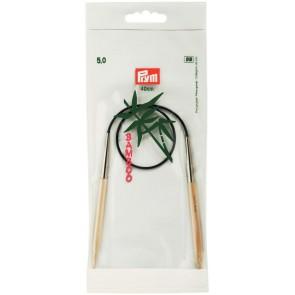 Rundstric.PRYM Bambus/40cm 5,0 #
