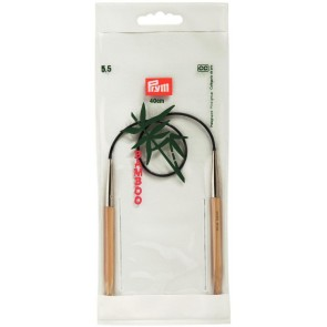 Rundstric.PRYM Bambus/40cm 5,5 #