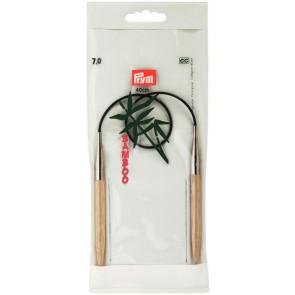 Rundstric.PRYM Bambus/40cm 7,0 #