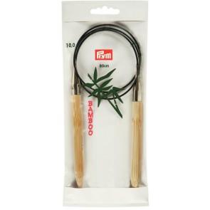 Rundstric.PRYM Bambus/80cm 10,0 #