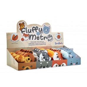 Rollmaßband Fluffy Metro 150cm Display(24Stk)