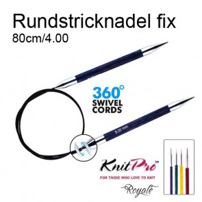 KP Royal Rundstrick 80cm - 4.00mm