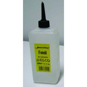 """Öl für Nähmaschinen BELCO""""Hanseline"""" 1/2-Liter"""