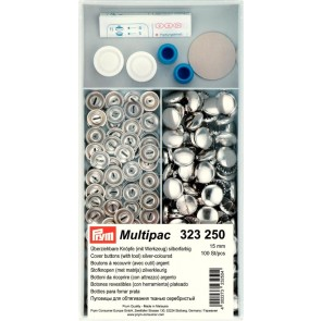Multipac: überz.Kn.15mm/si  #