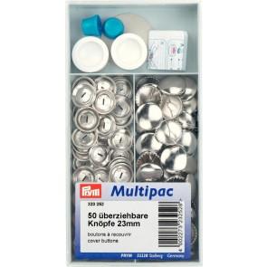 Multipac: überz.Kn.23mm/si  #