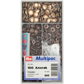 Multipac: Anorakdr.15mm/ame  #