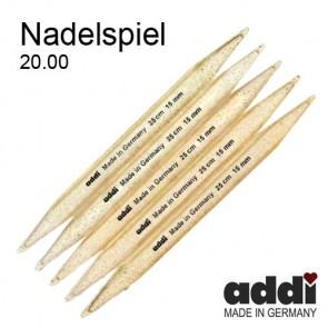 Stricksp. ADDI Champ. 25cm/20,0