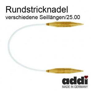 Rundstrickndl.ADDI Glitter 25,0