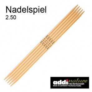 Stricksp.ADDI Bambus/2,5