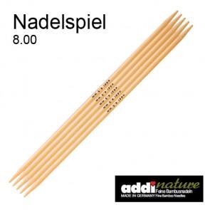 Stricksp.ADDI Bambus /8,0