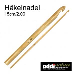 Häkelndl.ADDI Bambus 15cm  2,0